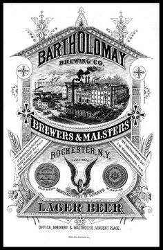 Bartholomay Brewing Company | Sheaff : ephemera
