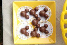 Festa Minnie da Clarinha - doces personalizados