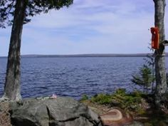Schoodic Lake Maine