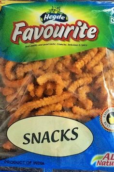 Favourite Food Products