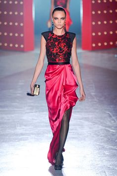 Jason Wu NY Fall 2012 - Stunning! My pick for color style and overall look