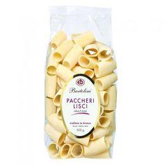 La tienda online de productos gourmet y delicatessen 'Érase un gourmet' ofrece estos paccheri lisci, pasta de sémola al trigo duro, lista para rellenar