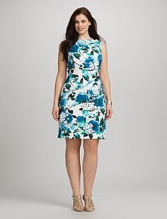 Whether you're meeting up with friends, heading to brunch or just looking to keep things relaxed, dressbarn's collection of plus size day and casual dresses will have you looking and feeling great. Shop our casual dresses in plus sizes today! Simple Dresses, Plus Size Dresses, Casual Dresses, Vestidos Gg, Beautiful Outfits, Cool Outfits, Plus Size Fashionista, Dress Up, Bodycon Dress