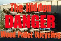 """*REMINDER as people start building coops for spring. Our vet has seen many chickens DIE from living in coops made of pallet wood (due to the toxic mold & fungus spores deep inside the wood) Pallet coops may seem like a good idea, (free wood, recycling) but PLEASE don't risk YOUR health or that of your hens! There are many articles on finding """"safe"""" pallets, or how to clean them, however the wood can still be dangerous! Please PASS on using Pallet Wood for crafts and coops-it's just not worth it!"""