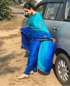 Elegant Colour Combinations Ideal For Women Indian Salwar Suit, Punjabi Salwar Suits, Designer Punjabi Suits, Punjabi Dress, Indian Suits, Indian Attire, Indian Designer Wear, Indian Wear, Indian Dresses