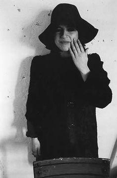 The Creators. Eva Hesse (1936-1970) German-born American sculptor