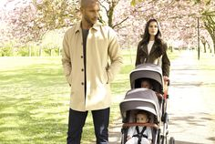 The One plus One® Wave pram from Silver Cross