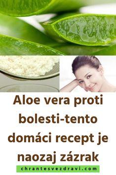 Detox, Aloe Vera