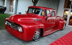 1956 ford F100 crew cab dually