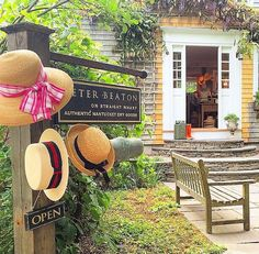 Nantucket Island, Hat, Gallery, Chip Hat, Roof Rack, Hats, Hipster Hat