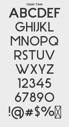 Stark Font