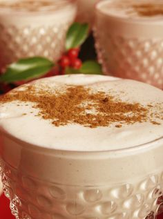 Top 5 Holiday Classics:    Traditional recipes for eggnog and beyond