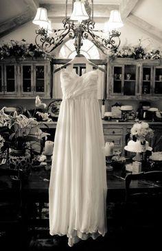 Homemade Wedding Dress