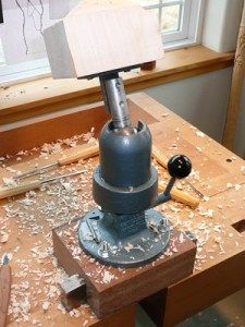 Woodcarving Vises, Clamps and Hold-down Devices