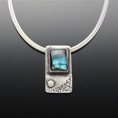 "Rhodium P. 7/""~8/""//16/""~17/"" ADJ ITALY Sterling Silver ETERNITY Necklace//Bracelet"