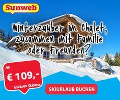 Winterzauber im Chalet, zusammen mit Familie oder Freunden?