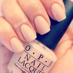 the ultimate nude. OPI - Samoan Sand
