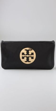 I need this Tory Burch clutch to match my Tory Burch flats!!
