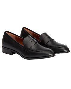Rue La La — Aquatalia Sharon Waterproof Leather Loafer