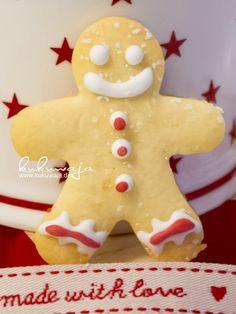 Gingerbreadman Cookies