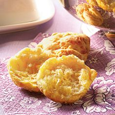 Cheddar Biscuits #recipe (a perfect holiday side dish)
