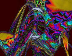 The Joy Frequency - Digital Art - Diana Coatu