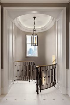 Other than beautiful furniture and elegant lighting, what else makes a home fancy? Why, a banister of course! Take a look at these beautiful banisters in this blog.