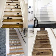 <p>De trap is een vaak vergeten onderdeel van het huis. Dat is heel jammer want je maakt er vaak meerdere keren per dag gebruik van. Welke.nl zocht zeven originele manieren om de trap aan te kleden. Of je nu gaat voor kleurrijk, tijdloos of natuurlijk; er is altijd een trap die bij jouw interieur past!</p>