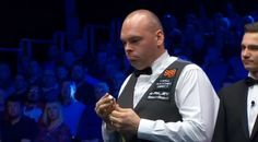 Snooker, my love: 2015 World Grand Prix (the semis) - Snooker from A to W-hitewash