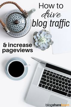 Simple, effective blogging strategy to drive traffic and increase pageviews. via @blogsharelearn