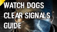"Watch Dogs ""Clear Signals"" Achievement Trophy ""Lake Shore ctOS Tower Guider"