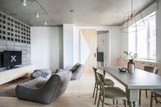 Modern Diy Home Decor Apartamento com decorao clean e despojada na Rssia (Foto: Divulgao).Modern Diy Home Decor Apartamento com decorao clean e despojada na Rssia (Foto: Divulgao)