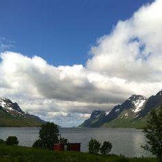 My favorite vacation spot  Ersfjordbotn, Tromsö, Norway