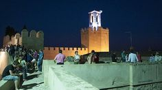 El #Badajoz árabe a la luz de las estrellas