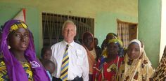 Rotarian Action Group for Population Growth and Sustainable Development expands maternal health project in Nigeria.