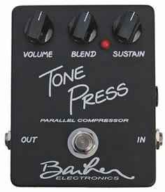 Barber Tone Press http://www.area22guitars.com/pedals/barberelectronics-com/barber-electronics-tone-press.html