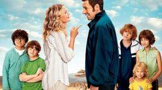 Urlaubsreif (Blended) Review. #blended #urlaubsreif #urlaubsreiffilm #review #adamsandler #drewbarrymore