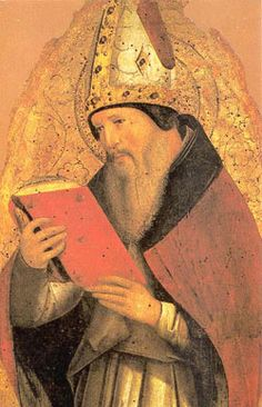 St. Aurelius - Bishop and companion of St. Augustine of Hippo. Aurelius was a deacon at Carthage and became the bishop of that see in 392. He was a vigorous foe of the heresies of the time, His complaints about the loyalties of the local clergy prompted St. Augustine to write On the Work of Monks .