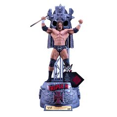 Triple H WWE Icon Series Limited Edition Resin Statue - WWE