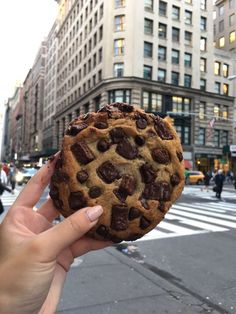Photo of Besfren - New York, NY, United States. 10.10.16 Triple Chocolate Cookie!