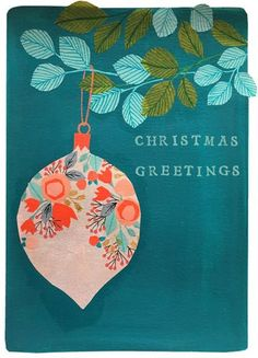 Christmas Greetings by Claire Picard Christmas Mood, Christmas Images, Christmas Design, Christmas Greetings, Christmas Themes, Vintage Christmas, Christmas Crafts, Christmas Decorations, Christmas Graphics