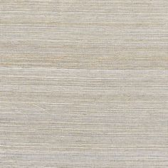 Windward Sisal Wallpaper A wide width textured wallpaper with a sisal weave effect in grey.