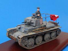 Panzerkampfwagen 38(t)