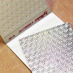 Embossing foil- Brilliant!  Your Memories: card making tutorial