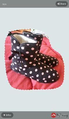 Shoe pantu