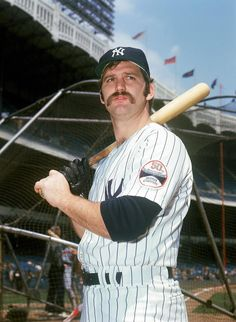 NY Yankees - Thurman Munson