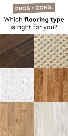 Choosing the right flooring for your home | Jenna Sue Design Blog