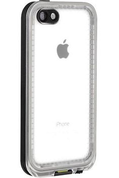 Lifeproof iPhone 5c Fre Case - Carrying Case - Retail Packaging - Black/Clear:Amazon:Cell Phones & Accessories