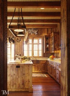 Country kitchen deluxe