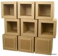 1000 images about meubles en carton on pinterest cardboard boxes coins and comment. Black Bedroom Furniture Sets. Home Design Ideas